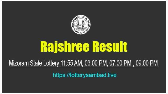 Rajshree Result